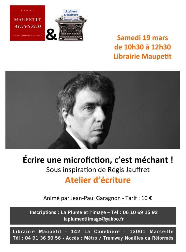 Écrire une microfiction sur les pas de Régis Jauffret
