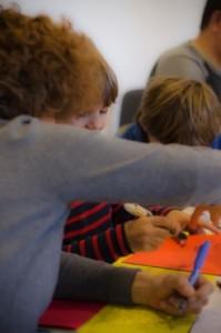 Ateliers d'écriture parents / enfants