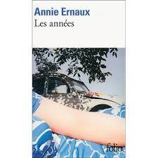 Les années, Annie Ernaux