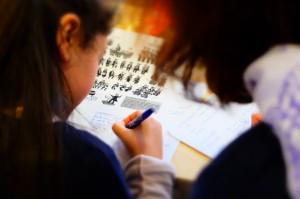 Atelier d'écriture parents/enfants
