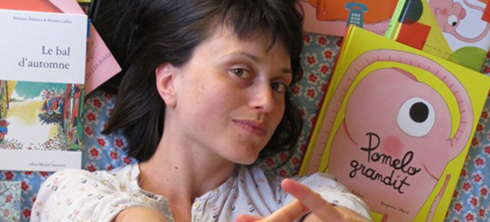 "Ramona Badescu, la ""maman"" de Pomelo"