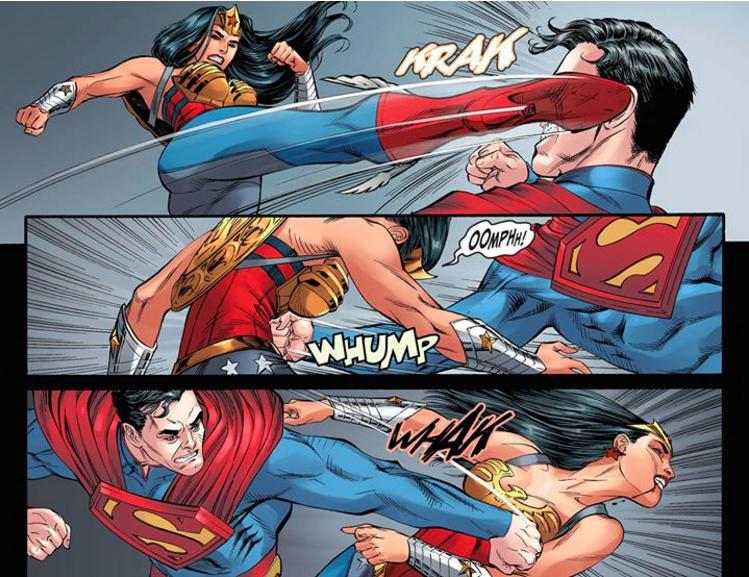 L'écriture de Comics...