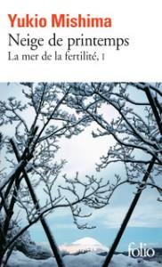 Neige de printemps... de Mishima