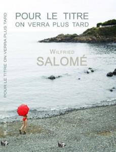 """""""Pour le titre, on verra plus tard"""" de Wilfried Salomé"""