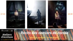 Les Naufragés | Récits des derniers de cordée @ Théâtre La Criée