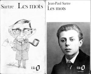 Les mots, de J-P Sartre