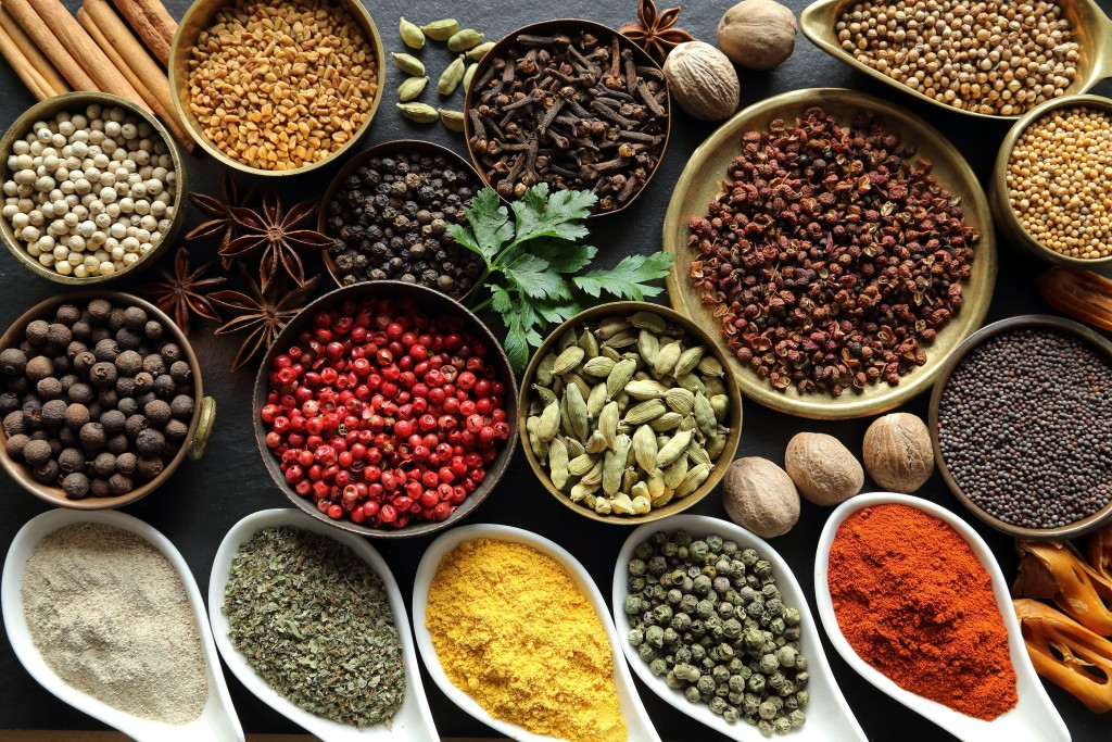 bigstock-Herbs-And-Spices-84414386