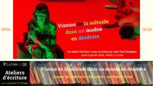 Désordre | Visions de la solitude dans un monde en désordre @ Théâtre La Criée