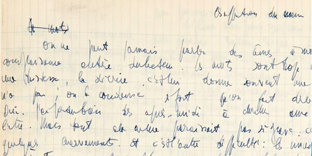 Manuscrit_Les_mots_de_Sartre